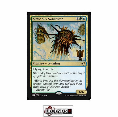Simic Sky Swallower - Iconic Masters