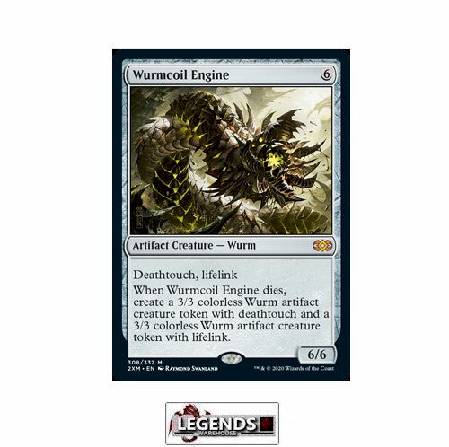 Wurmcoil Engine - Double Masters