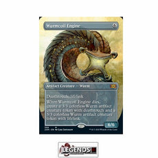 Wurmcoil Engine (Box Topper) - Double Masters