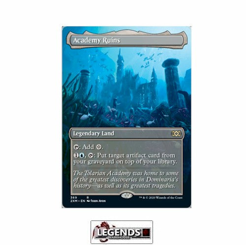 Academy Ruins (Box Topper) - Double Masters