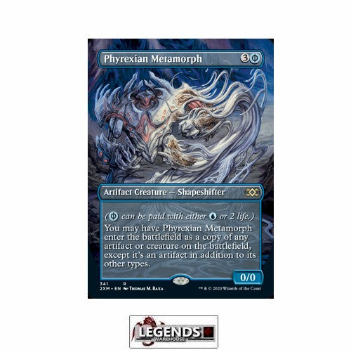 Phyrexian Metamorph (Box Topper) - Double Masters