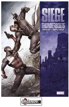 GRAPHIC NOVELS - MARVEL - Siege: Thunderbolts HC