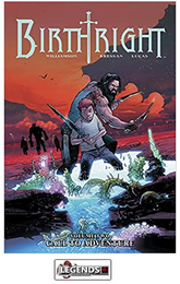 GRAPHIC NOVELS - IMAGE - Birthright Vol. 2 Call to Adventure PB