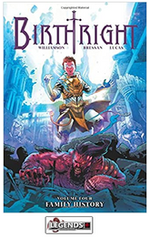 GRAPHIC NOVELS - IMAGE - Birthright Vol. 4 Family History PB