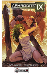 GRAPHIC NOVELS - IMAGE - Aphrodite IX: Rebirth Vol 2 PB