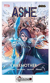 GRAPHIC NOVELS - MARVEL - Ashe Warmother PB
