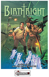 GRAPHIC NOVELS - IMAGE - Birthright Vol. 3 Allies and Enemies PB