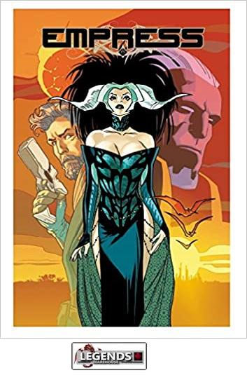 GRAPHIC NOVELS - INDEPENDENTS - MILLARWORLD - Empress Book One PB