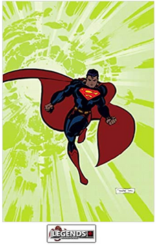 GRAPHIC NOVELS - D.C. - Superman: Kryptonite Deluxe Edition HC
