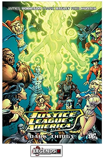 GRAPHIC NOVELS - D.C. - Justice League of America: Dark Things HC