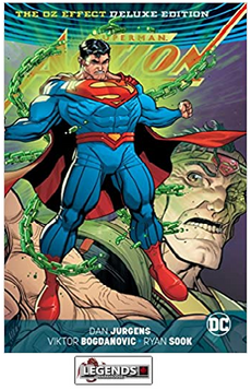 GRAPHIC NOVELS - D.C. - Superman - Action Comics: The Oz Effect Deluxe Edition HC