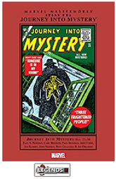GRAPHIC NOVELS - MARVEL - Atlas Era Journey Into Mystery Masterworks Vol. 3 HC