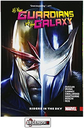 GRAPHIC NOVELS - MARVEL - All-New Guardians of the Galaxy Vol. 2: Riders in the Sky PB