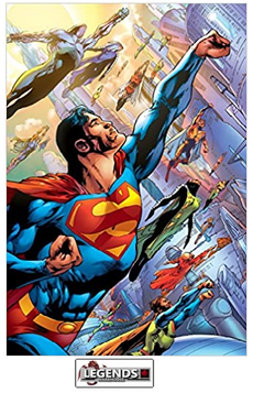 GRAPHIC NOVELS - D.C. - Superman: New Krypton Vol. 3 PB