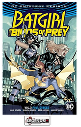 GRAPHIC NOVELS - D.C. - Batgirl and the Birds of Prey Vol. 3: Full Circle PB