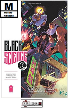 GRAPHIC NOVELS - IMAGE - Black Science Vol. 6 Forbidden Realms and Hidden Truths PB