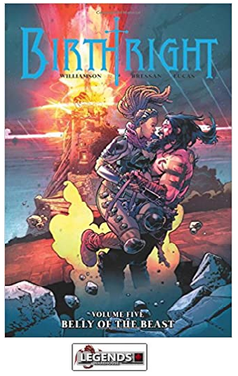 GRAPHIC NOVELS - IMAGE - Birthright Vol. 5 Belly of the Beast PB