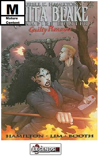 GRAPHIC NOVELS - MARVEL - Anita Blake - Vampire Hunter: Guilty Pleasure PB