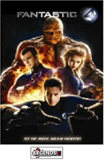 GRAPHIC NOVELS - MARVEL - Fantastic Four: The Movie PB
