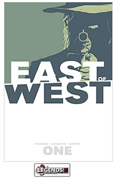GRAPHIC NOVELS - IMAGE - East of West Vol 1 PB