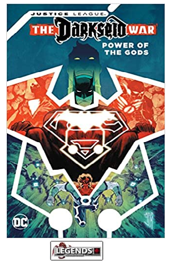 GRAPHIC NOVELS - D.C. - Justice League: Darkseid War - Power of the Gods PB
