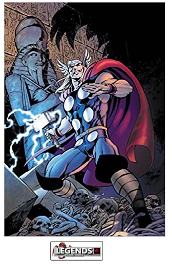 GRAPHIC NOVELS - MARVEL - Thor: The Trial of Thor PB