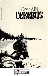 GRAPHIC NOVELS - INDEPENDENTS - Aardvark Vanaheim - Cerebus Vol 1 PB