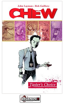 GRAPHIC NOVELS - IMAGE - Chew Vol 1: Taster's Choice PB