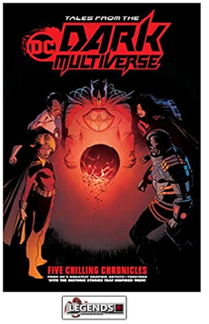 GRAPHIC NOVELS - D.C. - Tales from the DC Dark Multiverse HC