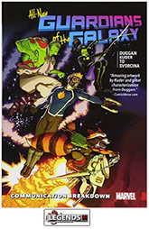 GRAPHIC NOVELS - MARVEL - All-New Guardians of the Galaxy Vol. 1: Communication Breakdown PB