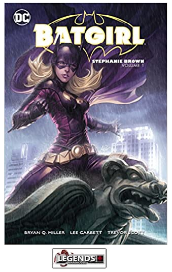 GRAPHIC NOVELS - D.C. - Batgirl: Stephanie Brown Vol. 1 PB