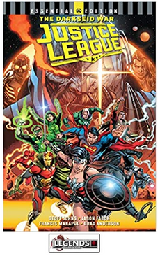 GRAPHIC NOVELS - D.C. -  Justice League: The Darkseid War (DC Essential Edition) PB