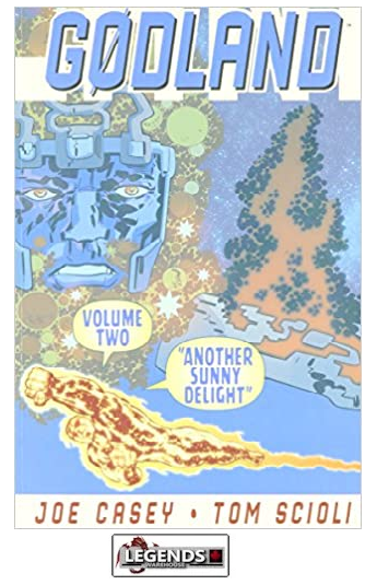 GRAPHIC NOVELS - IMAGE - Godland Vol 2: Another Sunny Delight PB
