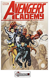 GRAPHIC NOVELS - MARVEL - Avengers Academy: The Complete Collection Vol. 1  PB