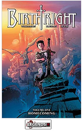 GRAPHIC NOVELS - IMAGE - Birthright Vol. 1 Homecoming PB