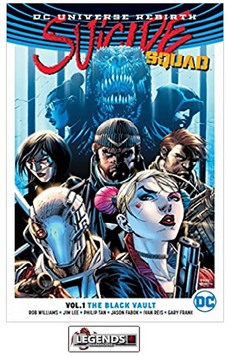 GRAPHIC NOVELS - D.C. - Suicide Squad Vol 1: The Black Vault PB