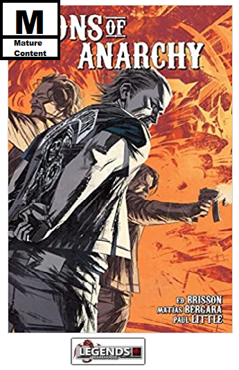 GRAPHIC NOVELS - INDEPENDENTS - Boom - Sons of Anarchy Vol. 4 PB