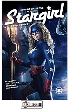 GRAPHIC NOVELS - D.C. - Stargirl by Geoff Johns PB