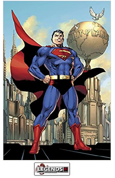 GRAPHIC NOVELS - D.C. - Action Comics #1000: The Deluxe Edition HC