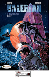 GRAPHIC NOVELS - INDEPENDENTS - Cinebook -  Valerian - The Complete Collection - Volume 2 HC