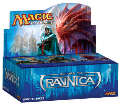 MTG - RETURN TO RAVNICA BOOSTER BOX - ENGLISH