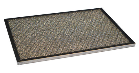 "10"" x 20"" Washable Metal Mesh Air Filter"