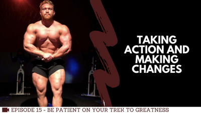 Taking Action and Making Changes With Bodybuilder Austyn Richardson