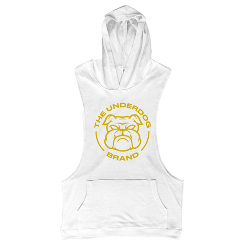 "Rebirth ""Gold Horn"" LE Sleeveless Hoodie"