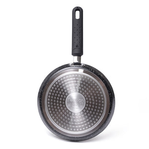 Crepe pan FIORE 24 cm (aluminum with non-stick marble coating).