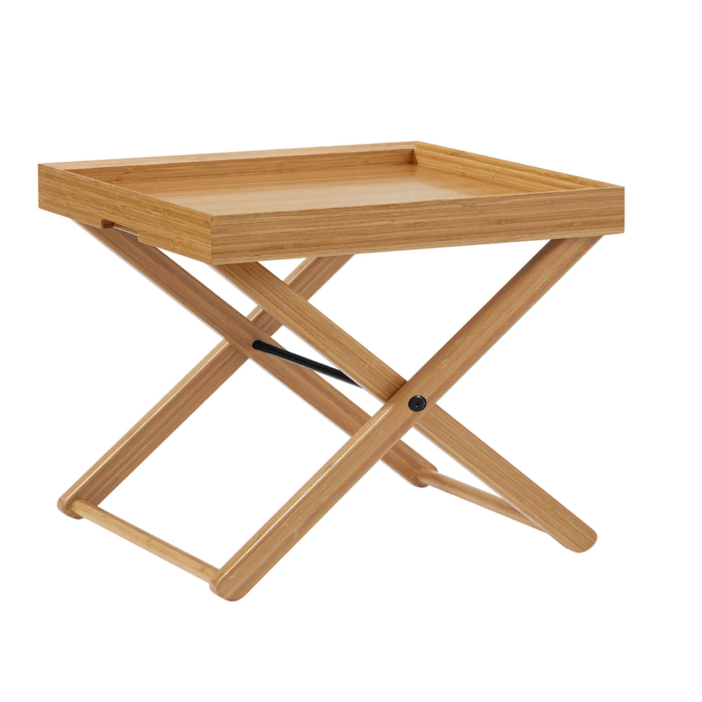 Teline Tray Table Caramelized