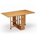 Linden Gateleg Table Caramelized