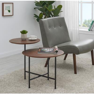 Myrtle KD End Table   End Table New Pacific Direct Inc. Four Hands, Mid Century Modern Furniture, Old Bones Furniture Company, https://www.oldbonesco.com/