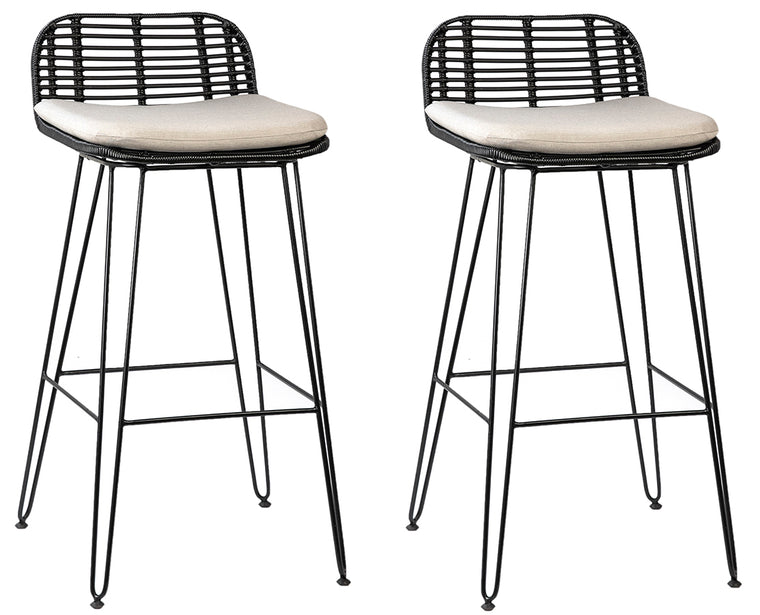 BANI BARSTOOL SET OF 2