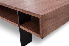 Stilt - Modern Walnut Coffee Table